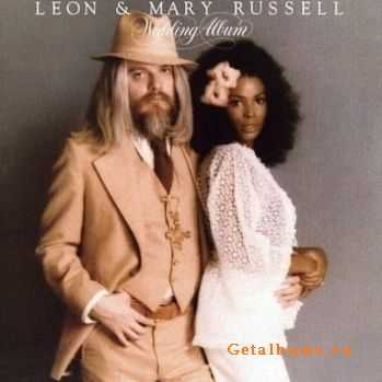 Leon & Mary Russell - Wedding Album (1976)