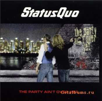 Status Quo - The Party Ain't Over Yet (2005)