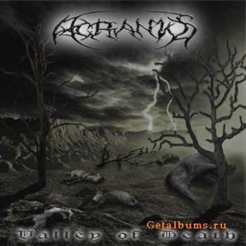 Acranis  - Valley Of Death [demo]  (2007)
