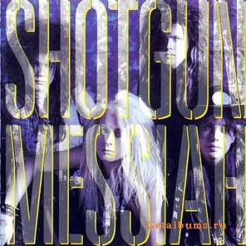 Shotgun Messiah - Shotgun Messiah (1989)