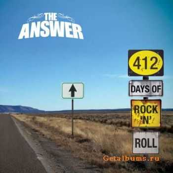 The Answer - 412 Days of Rock'n'Roll (2011)