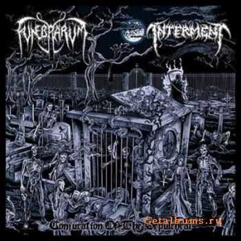 Funebrarum & Interment - Conjuration Of The Sepulchral (2007)