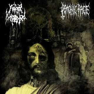 Father Befouled & Demonic Rage -  (Split) (2011)