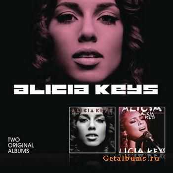 Alicia Keys - As I Am Unplugged (Two Orginal Album) (2011)