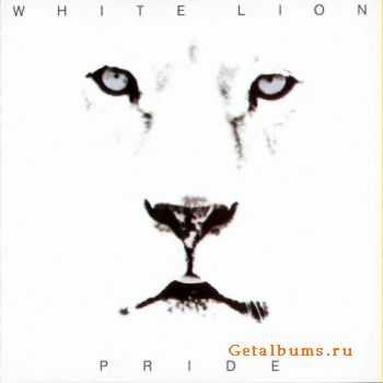 White Lion   - Pride (Japanese Edition incl. bonus tracks) (1987)