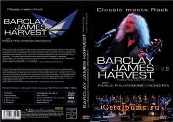 Barclay James with Prague Philharmonic Orchestra - Classic meets Rock (2006)