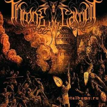 Throne Of Carrion -  Kingdom Of Famine [ep]  (2011)