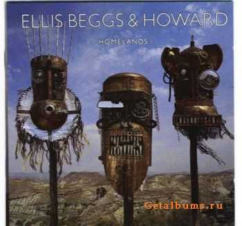 Ellis, Beggs & Howard - Homelands (1988)