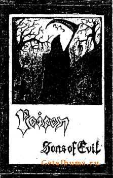 Poison - Sons Of Evil (demo) (1984)