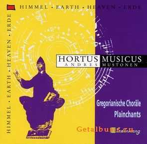Hortus Musicus - Gregorian chorale. Early polyphony (1974)