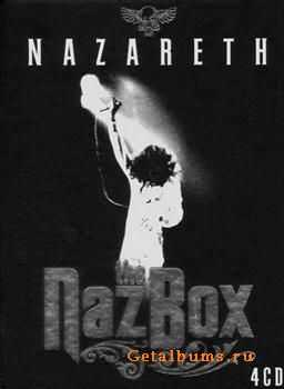 Nazareth - The NazBox (4CD Box Set) (2011)