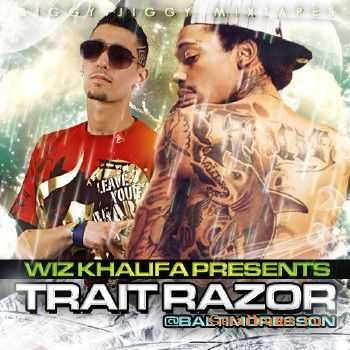 Trait Razor - Biggy Jiggy Mixtapes (2011)