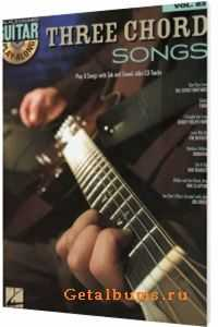 Hal Leonard Guitar Play-Along Vol. 83 - Three Chord Songs