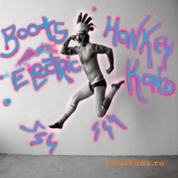 Boots Electric - Honkey Kong (2011)