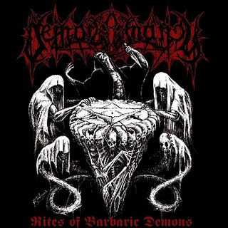 Demonomancy - Rites Of Barbaric Demons (EP)  (2011)