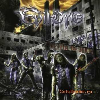 Evil One  - Militia Of Death [FLAC] (2010)