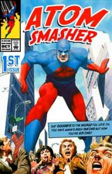Atom Smasher - 1st Issue (2011)