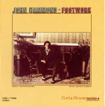 John Hammond - Footwork (1978)