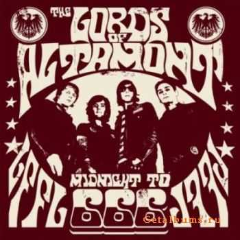 The Lords Of Altamont – Midnight To 666 (2011)