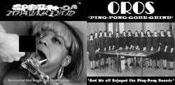 OROS & Sperm of Mankind - Split CD (2007)