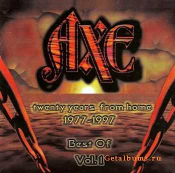 Axe - Twenty Years (From Home 1977-1997). Volume I	 (1997)