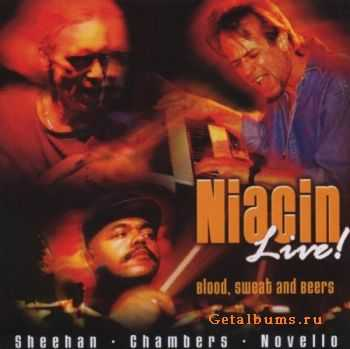 Niacin - Live! Blood, Sweat And Beers (2000)