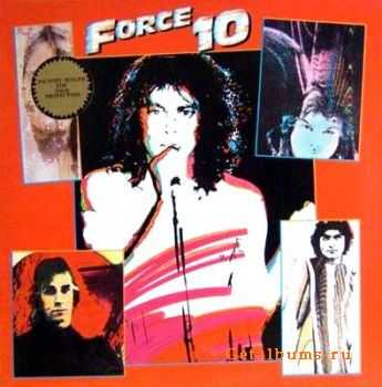 Force 10 - Force 10 1981 - Force 10 - Force 10 1981 (1981)