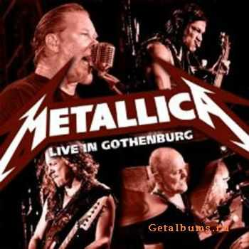 Metallica - Big 4 Gothenburg Ullevi Sweden (2011)
