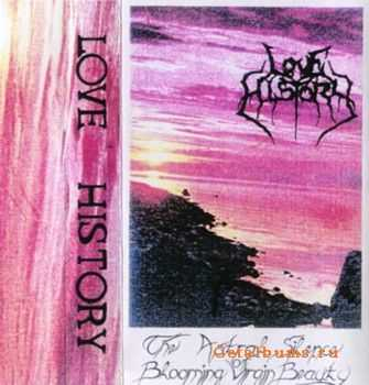 Love History - The Astral Silence Of Blooming Virgin Beauty [demo] (1993)