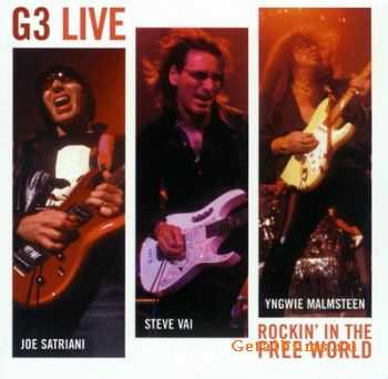 G3 -  Rockin' In The Free World (2CD) (2004)