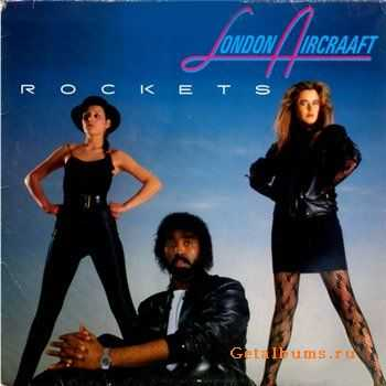 London Aircraaft - Rockets (1984) (vinyl-rip) (Lossless)
