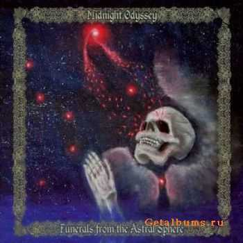 Midnight Odyssey - Funerls From The Astral Sphere (2011)