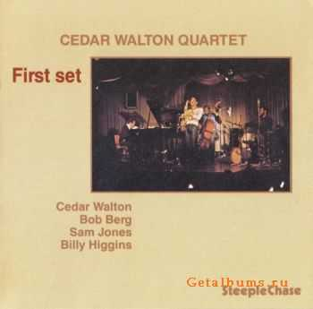Cedar Walton Quartet - First Set (1992)