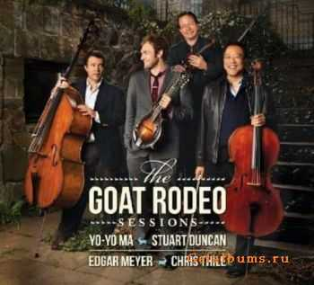 Yo-Yo Ma, Stuart Duncan, Edgar Meyer, Chris Thile - The Goat Rodeo Sessions (2011)