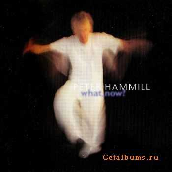 Peter Hammill - What, Now (2001)