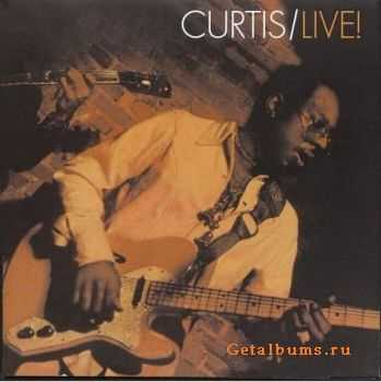 Curtis Mayfield - Curtis Live! (1971)