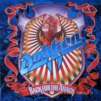 Dokken - Back For The Attack (1987)