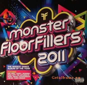 VA- Monster FloorFillers 2011 (2011)