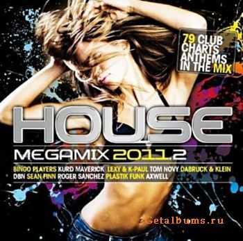 VA – House Megamix 2011.2 (2011)