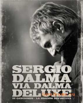 Sergio Dalma - Via Dalma (Deluxe Edition 2CD) (2011)