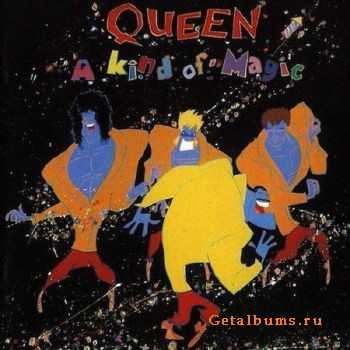 Queen - A Kind of Magic. Remastered Deluxe Edition (2011)