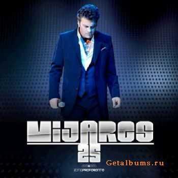 Manuel Mijares – 25 (Live) (2011)