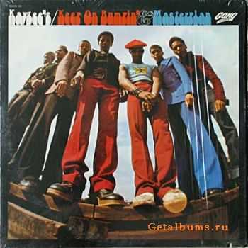 Kay-Gee's - Keep On Bumpin' & Masterplan (1974)