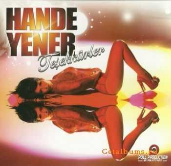 Hande Yener - Tesekkürler (2011)