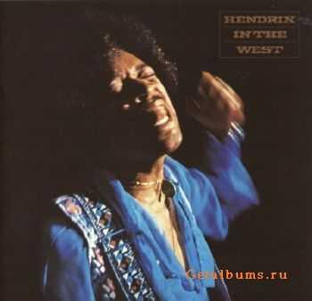 Jimi Hendrix - Hendrix In The West 1972 (2011)
