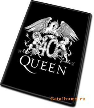 Queen - 40th Anniversary Series [Japanese Digital Remastering] (2011)