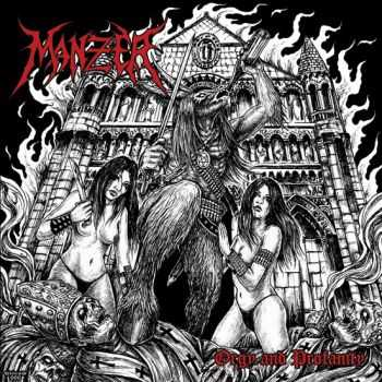 Manzer - Orgy and Profanity (2011)