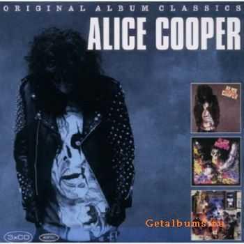 Alice Cooper - Original Album Classics (2011)