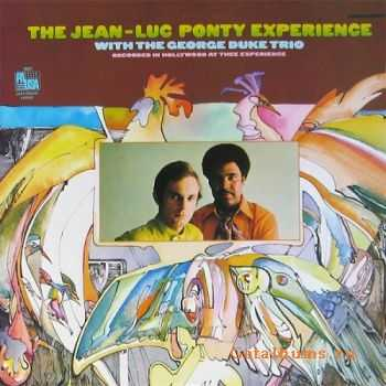 Jean-Luc Ponty - The Jean-Luc Ponty Experience with the George Duke Trio (1969)