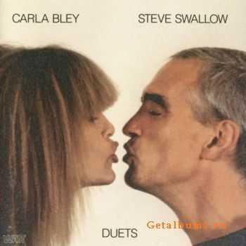Carla Bley & Steve Swallow - Duets (1988